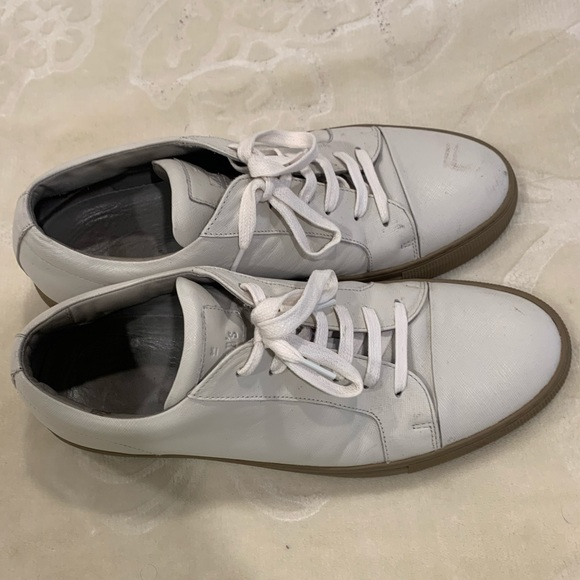 Aldo Shoes   Mr Bs By Leather Sneakers